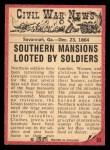 1965 A and BC England Civil War News #83   The Looters Back Thumbnail