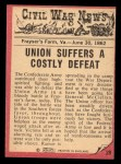 1965 A and BC England Civil War News #26   Messenger of Death Back Thumbnail
