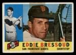 1960 Topps #253  Eddie Bressoud  Front Thumbnail