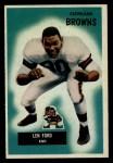 1955 Bowman #14  Len Ford  Front Thumbnail