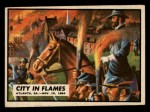 1965 A and BC England Civil War News #80   City in Flames Front Thumbnail