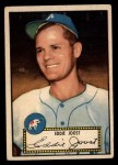 1952 Topps #45 RED Eddie Joost  Front Thumbnail