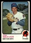 1973 Topps #350  Tom Seaver  Front Thumbnail