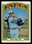1972 Topps #773  Ron Brand  Front Thumbnail