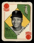 1951 Topps Red Back #32  Hank Thompson  Front Thumbnail