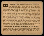 1938 Gum Inc. Horrors of War #133   Loyalists Take Rebels Prisoners in Barcelona Back Thumbnail