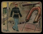 1941 Gum Inc. Uncle Sam Home Defense #30   Sea Duty Front Thumbnail