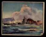 1939 Gum Inc. World In Arms #2 S  French Battleship Dunkerque Front Thumbnail