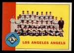 1963 Topps #39 COR  Angels Team Front Thumbnail