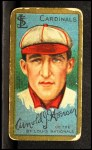 1911 T205 #80  Arnold Hauser  Front Thumbnail