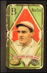 1911 T205 #28  Bill Carrigan  Front Thumbnail