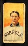 1909 T206  Charles Seitz  Front Thumbnail