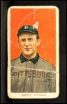1909 T206 #3  Bill Abstein  Front Thumbnail