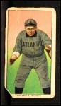 1909 T206 ATL Sid Smith  Front Thumbnail