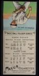 1911 T201 Mecca #42  Joe Lake / Bobby Wallace  Back Thumbnail