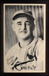1936 National Chicle Fine Pen Premiums #27  Frankie Frisch   Front Thumbnail