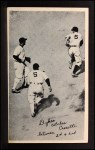 1936 National Chicle Fine Pen Premiums #107  J. Dykes / F. Crosetti  Front Thumbnail