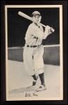 1936 National Chicle Fine Pen Premiums #26  Pete Fox  Front Thumbnail