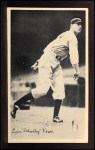 1936 National Chicle Fine Pen Premiums #66  Schoolboy Rowe  Front Thumbnail