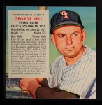 1954 Red Man #4 AL x George Kell  Front Thumbnail