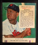 1955 Red Man #18 AL Larry Doby  Front Thumbnail