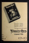 1911 T3 Turkey Red #93  Art Fromme   Back Thumbnail