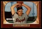 1955 Bowman #188  Ned Garver  Front Thumbnail