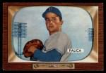 1955 Bowman #195 N Erv Palica  Front Thumbnail