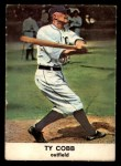 1961 Golden Press #25  Ty Cobb  Front Thumbnail