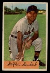 1954 Bowman #103 OF Steve Souchock  Front Thumbnail
