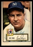 1952 Topps #48 RED Joe Page  Front Thumbnail
