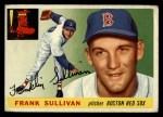 1955 Topps #106  Frank Sullivan  Front Thumbnail