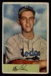 1954 Bowman #106  Clem Labine  Front Thumbnail