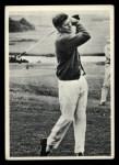 1964 Topps JFK #15   JFK & Game Of Golf Front Thumbnail