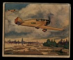 1939 Gum Inc. World In Arms #14 A  Latvian Two-seat Reconnaissance Ship Front Thumbnail
