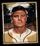 1950 Bowman #200 CPR Kirby Higbe  Front Thumbnail