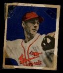 1949 Bowman #54  Marty Marion  Front Thumbnail