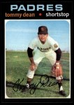 1971 Topps #364  Tommy Dean  Front Thumbnail