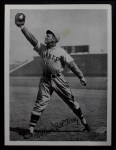 1936 National Chicle Premiums #14  Bill Terry   Front Thumbnail