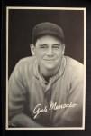 1939 Goudey Premiums R303B #19 BW Gus Mancuso  Front Thumbnail