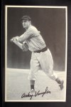 1939 Goudey Premiums R303B #22 BW Arky Vaughan  Front Thumbnail