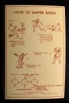 1939 Goudey Premiums R303B #1 BW Luke Appling  Back Thumbnail