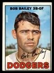 1967 Topps #32  Bob Bailey  Front Thumbnail