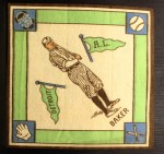 1914 B18 Blankets #10 WI Del Baker   Front Thumbnail