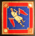 1914 B18 Blankets #56 BLU George Cutshaw   Back Thumbnail