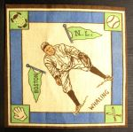 1914 B18 Blankets #55 WI Bart Whaling   Front Thumbnail