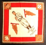 1914 B18 Blankets #39 BBP Eddie Foster   Front Thumbnail