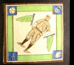 1914 B18 Blankets #15 WI Harry Coveleski   Back Thumbnail