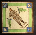 1914 B18 Blankets #15 WI Harry Coveleski   Front Thumbnail