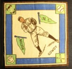 1914 B18 Blankets #48 WI Hank Gowdy   Front Thumbnail